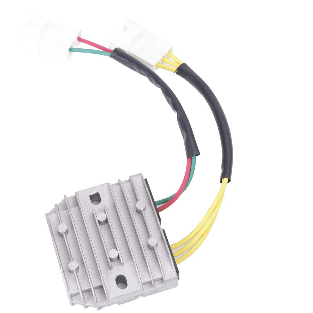 Cheap Honda Cub Scooter Find Deals On Line At 1987 Elite Wiring Motorcycle Get Quotations Dgi Mart Voltage Regulator Rectifier For Sh300 2007 2010 31600 Ktw