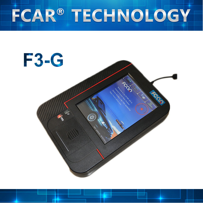 FCAR F3 G SCAN TOOL, Auto car and truck Diagnostic scan tools, Volvo, Daf, Man