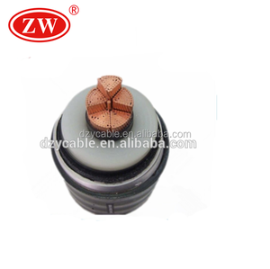 copper cable 0.6/1KV ZR-YJV XLPE Insulated electric power cable in power bank
