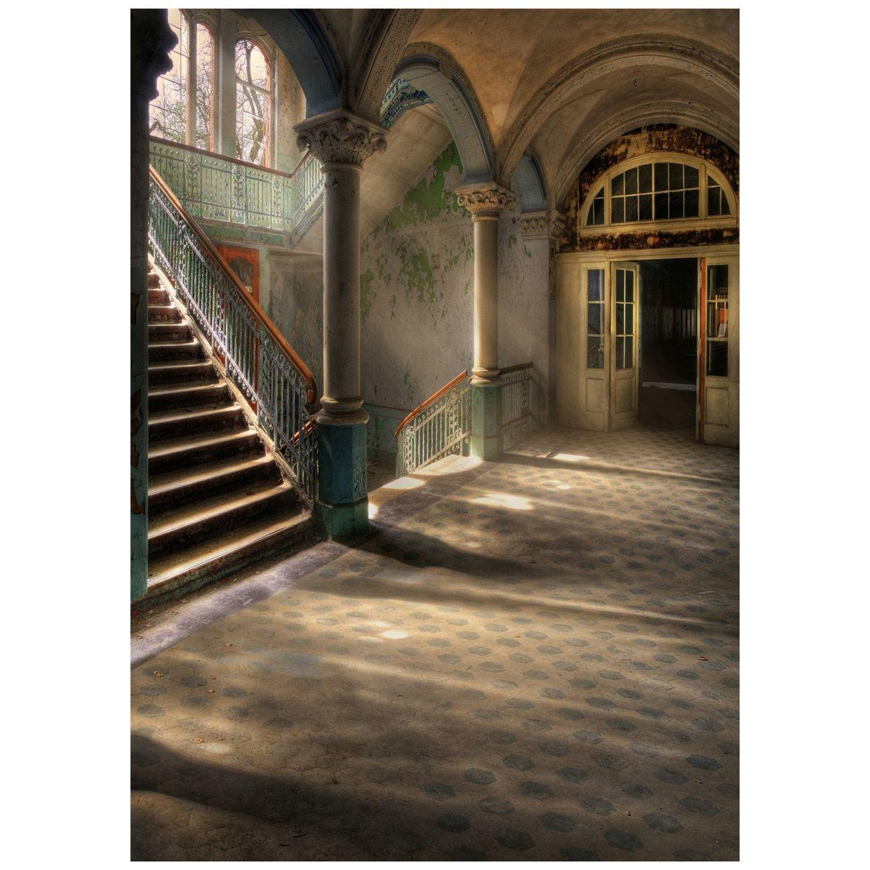 Buy Generic Vintage Photography Backdrops Castle Pavilion