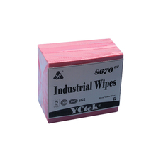 Wood Pulp Polypropylene Fabric Nonwoven Fabric Industrial Wipes