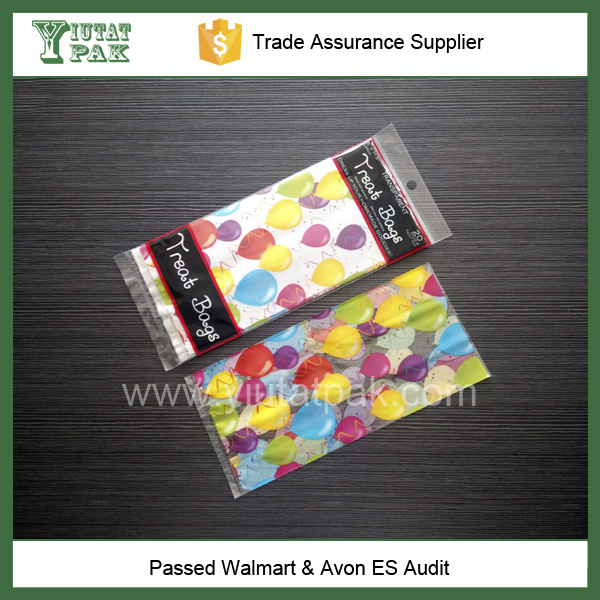 CPP Material Christmas Gift bags Candy packaging bag
