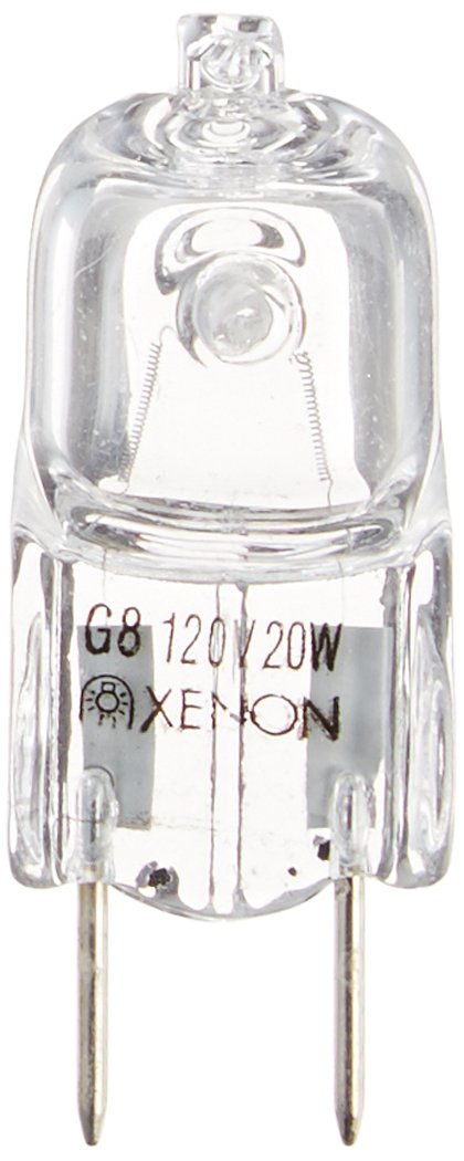 Good Earth Lighting Xenon G8 Base Replacement Bulb - 120V,20W