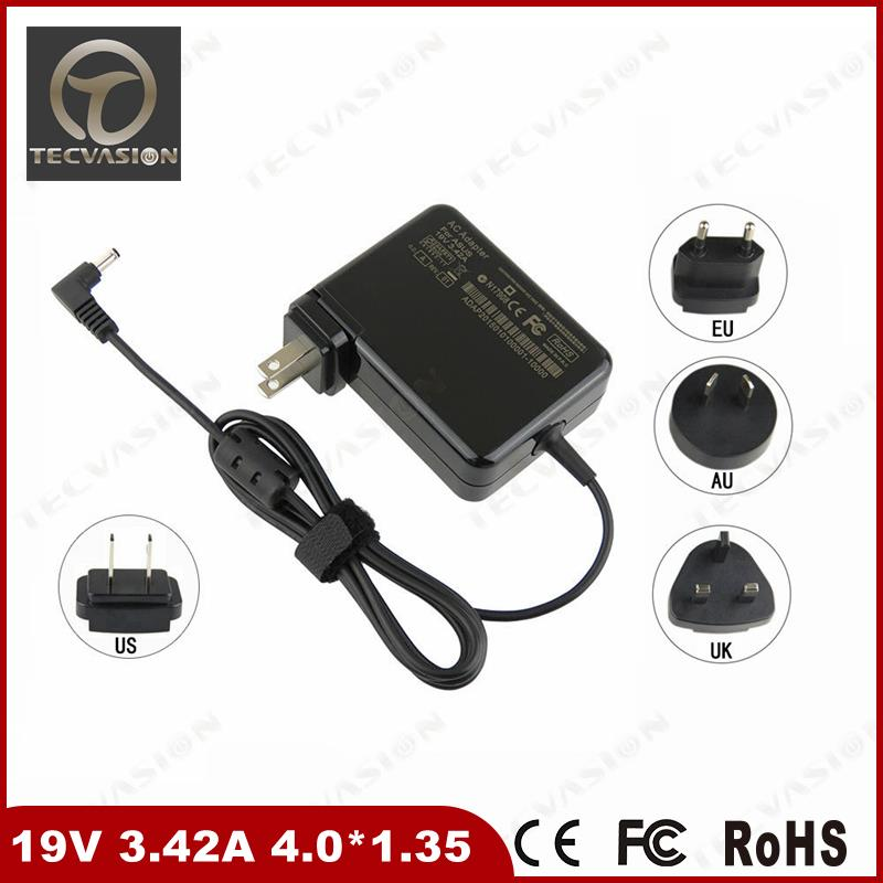electronic shenzhen 65w 19v laptop charger for lg in ce rohs fcc ac adapter for asus netbook