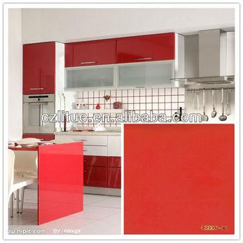 Solid Color Laminate Kitchen Cabinet Door Foil For Door Buy Laminate Kitchen Cabinet Door Foil Kitchen Cabinet Pvc Foil Laminate Foil For Laminating