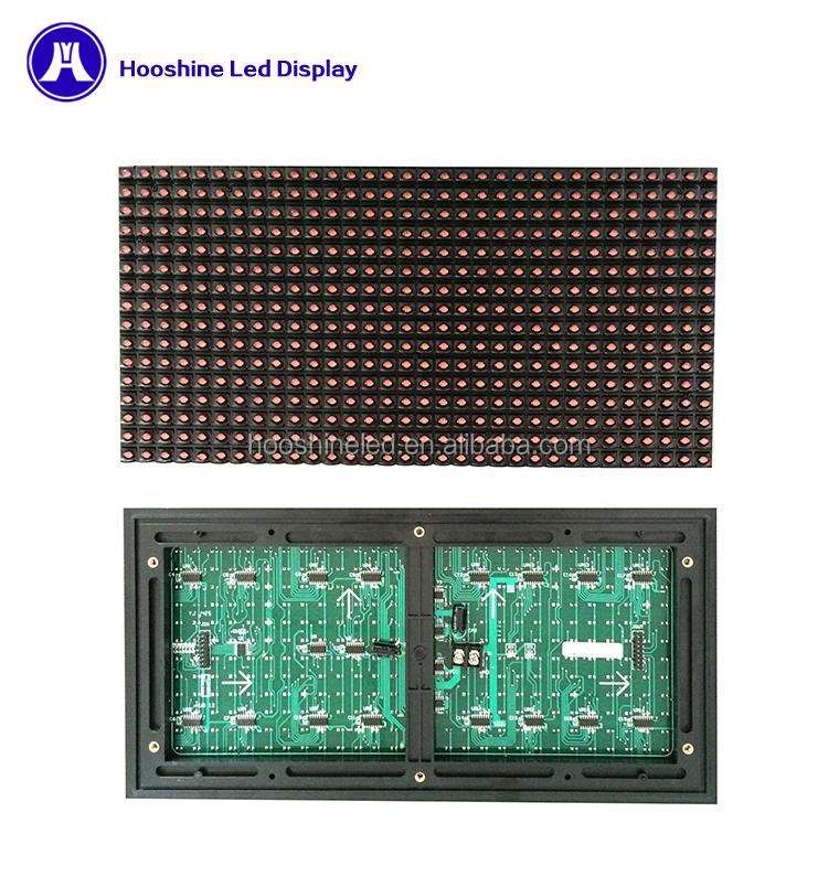 Нотариус светодиодная вывеска P10 открытый красный светодиодный экран