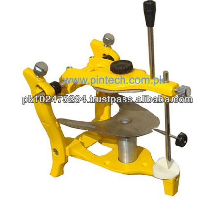 Semi Adjustable Articulator with Bearing Rod