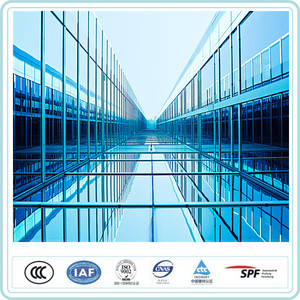 Architecture figured fireproof 8+12A+8mm (8+12+8) insulating/insulated glass specifications