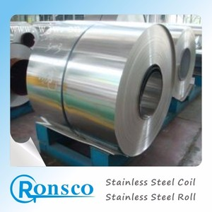 nickel cathode stainless steel coil price for power energy