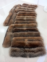 80cm High quality Raccoon fur Trim /collar/hoods for Parka/coats