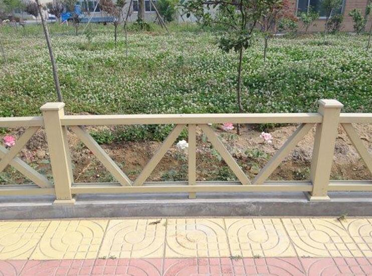 Wpc Bridge Handrail Waterproof Wpc Railing Cheap Deck ...
