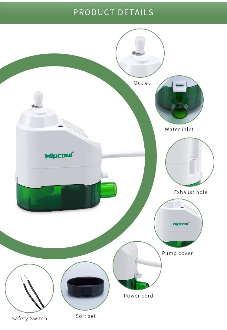Best Selling Corner Drain Pump Air Conditioner Pc 12c Or