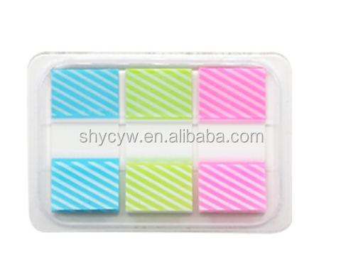 Custom logo notitie pad/gepersonaliseerde sticky notepad