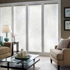 Make to measure 100% blackout soft horizontal manual/motorized sun shading Triple Roller Blinds Shangri la blinds/shades