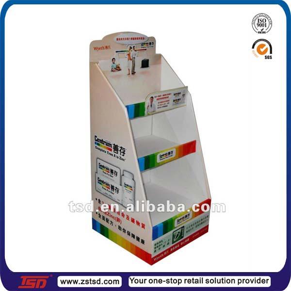 Tsd-a052 Custom Store Counter Acrylic Display Racks For Pharmacy ...