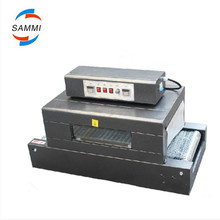 Heat Shrink Wrapping Packaging Machine for PVC POF PP transparent plastic film