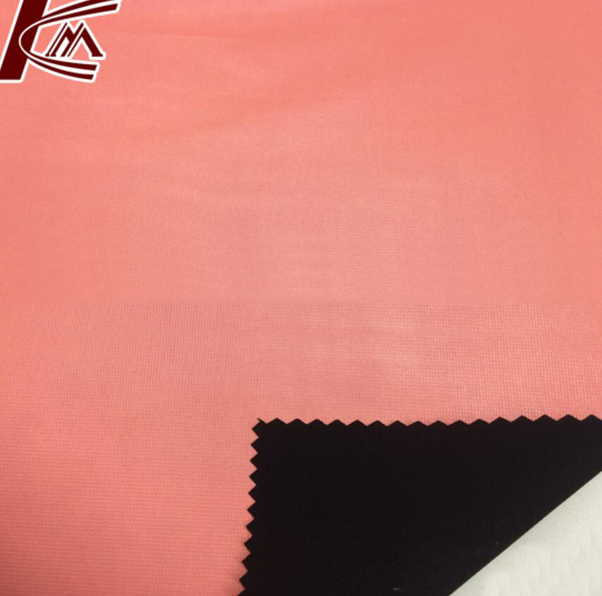 Outdoor Material TPU Bonded with 20D Tricot 50D High F Pongee Fabric