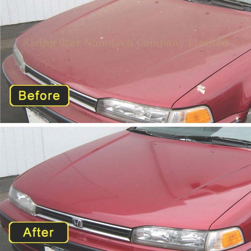 water less car shampoo wax and scratch repair car polishing paste plus hydrophobic nano ceramic glass coating for cars