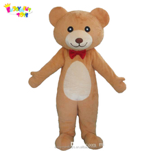 Enjoyment CE adult plush cartoon teddy bear mascot costumes for promotion event