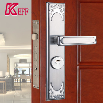 Ordinaire Advanced Technology Lever Handle Mortise Door Lock Set For Bank
