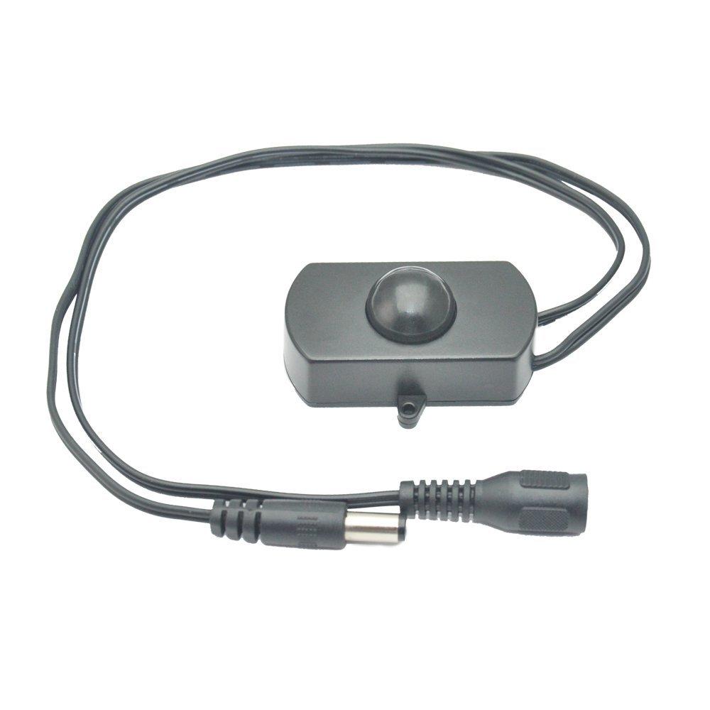 12v 24v Aaa Pir Motion Sensor Timing Pir Led Switch