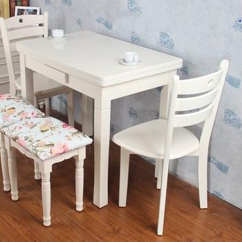 Blanco Mesas De Comedor De Madera Sillas De Madera Mesa De Comedor Blanco Buy Mesa De Comedor Blanca,Mesa De Madera,Silla De Madera Product on
