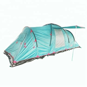 2018 new best sale outdoor camping 5+ person family tent