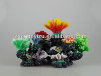 artificial seafloor real coral reef decor for aquarium tank