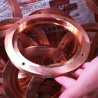 Copper Cold Forging & LED Part Forge For OEM Service