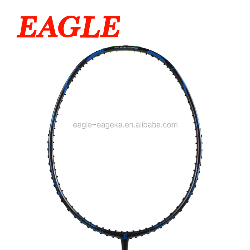 famous brand EAGLE E269 full carbon badminton racket FOR CLUB PLAYERS