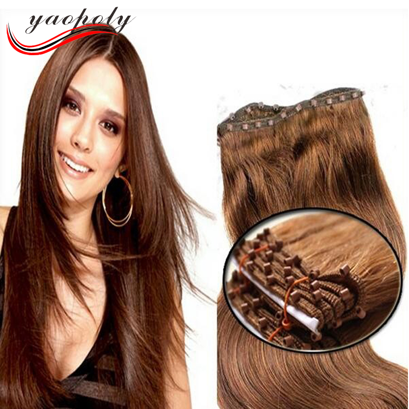Brazilian Micro Ring Loop Hair Extensions 100 Human Hair Micro Weft