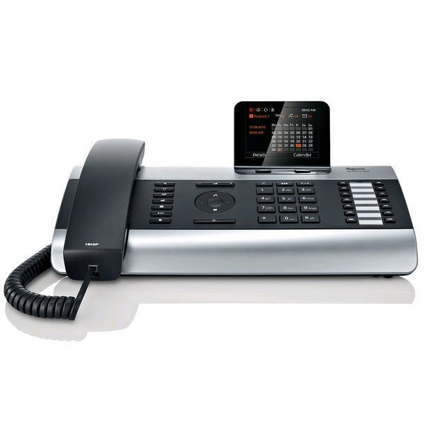 Gigaset DE900 IP PRO VOIP Phone Telephon SIP HD Voice Bluetooth DECT cordless Wifi Wlan