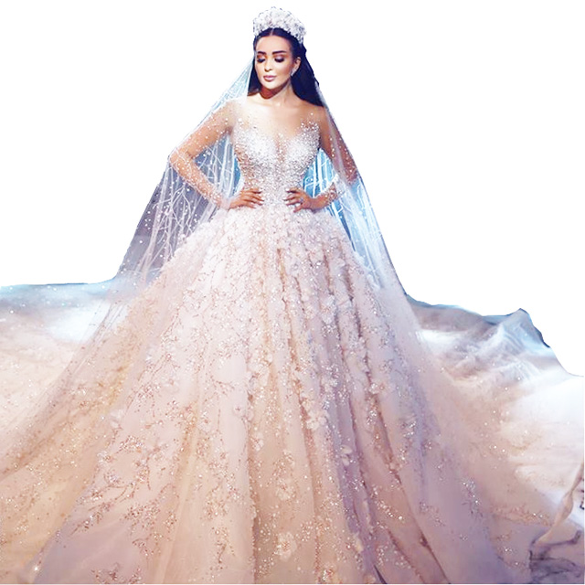 9cb359c5e99b China Crystal Ball Gowns, China Crystal Ball Gowns Manufacturers and  Suppliers on Alibaba.com