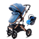 China Manufacturer luxury baby buggy 3 in 1 Travel System Baby Pram