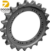 D3 D4 D5 D6 D9 D65 D85 D155 sprocket bulldozer sprockets