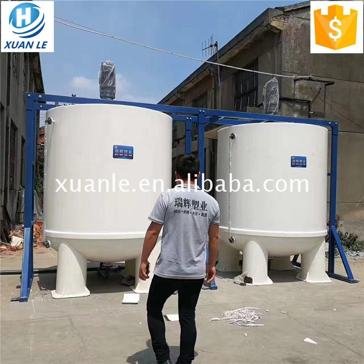 PP chemical hot resistance plating tank for reaction wholesale