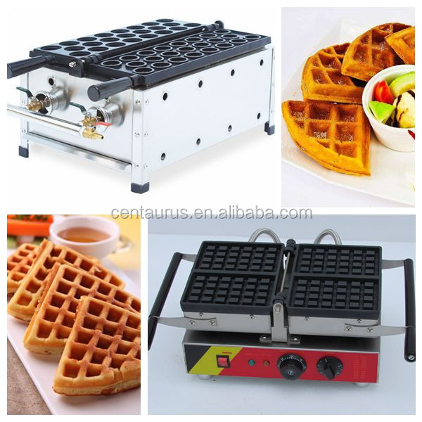 Easy operation and maintenance waffle maker custom plate with factory price