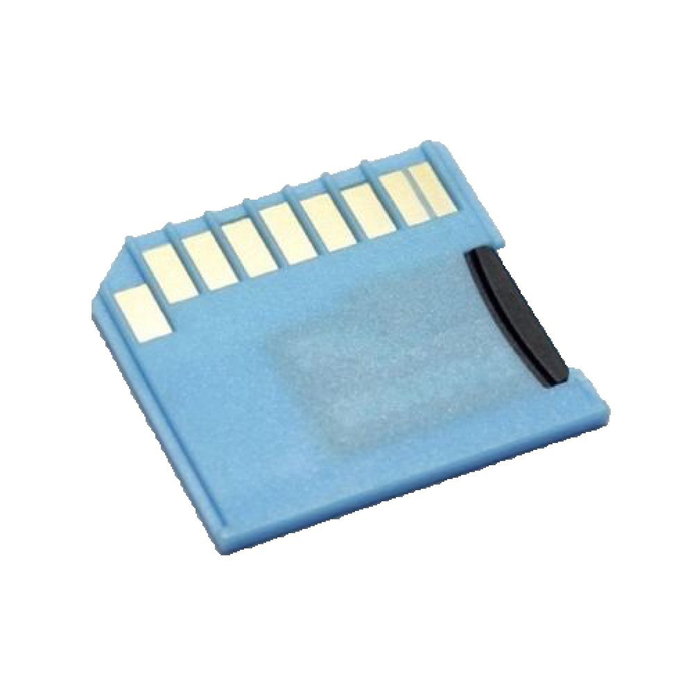 Generic Blue Micro SD adapter Doseen Disk TF card reader Nifty Mini Drive MicroSD Adapter