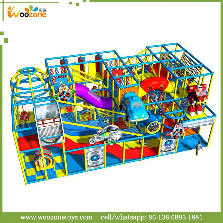 competitive price top quality indor playground equipment