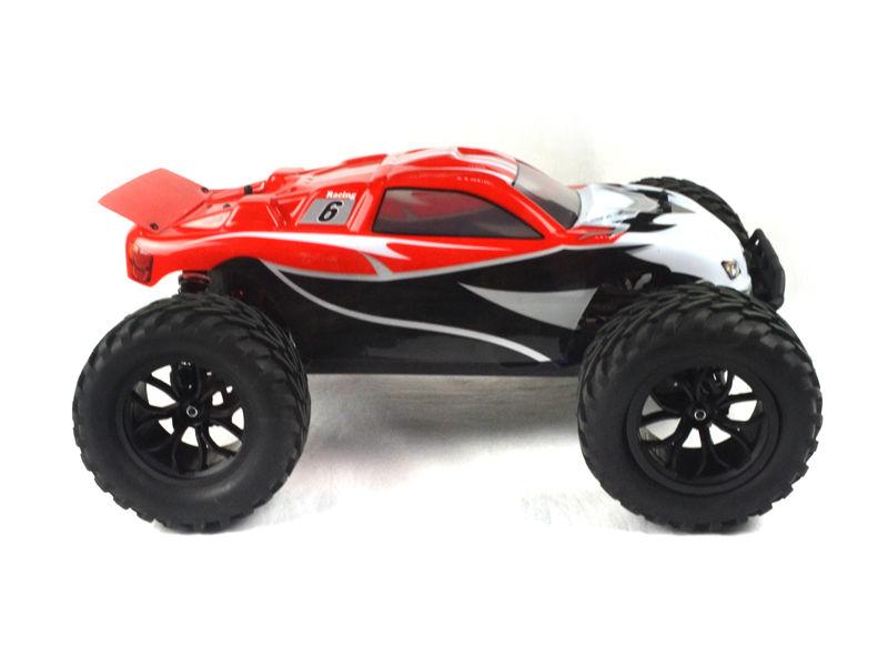 vrx racing big wheel radio control car 1 10 scale rc. Black Bedroom Furniture Sets. Home Design Ideas