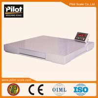 1 ton industrial platform scale for weighing With Good After-sale Service