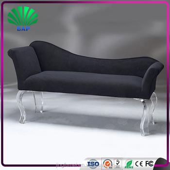 Decorative Transparent Living Room Acrylic Sofa Legs