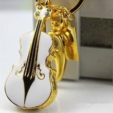 Hot Violin 8gb 16gb 32gb 64gb Pen Driver Usb Flash Drive 2.0 Pendrive 512 GB Jewelry Memory Stick Card Pen Drive 1TB 2TB Gift
