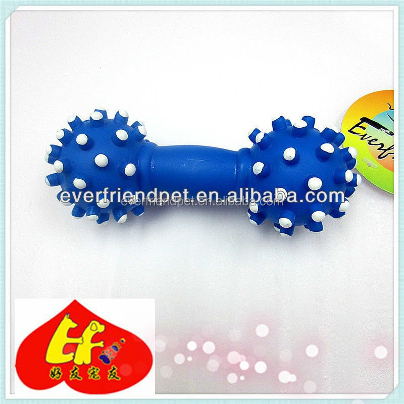 beautiful vivid hot sale Dumbbell,plastic product