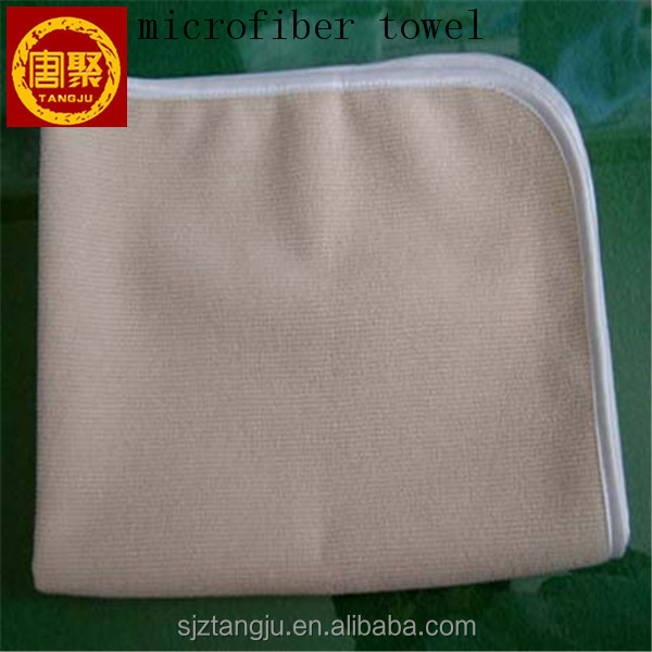 colorful Microfiber towel and house,kitchen,bathroom,furniture,car Application microfiber cleaning towel