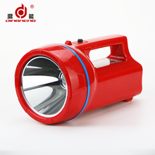 China factory portable cheap led searchlight wholesale rechargeable