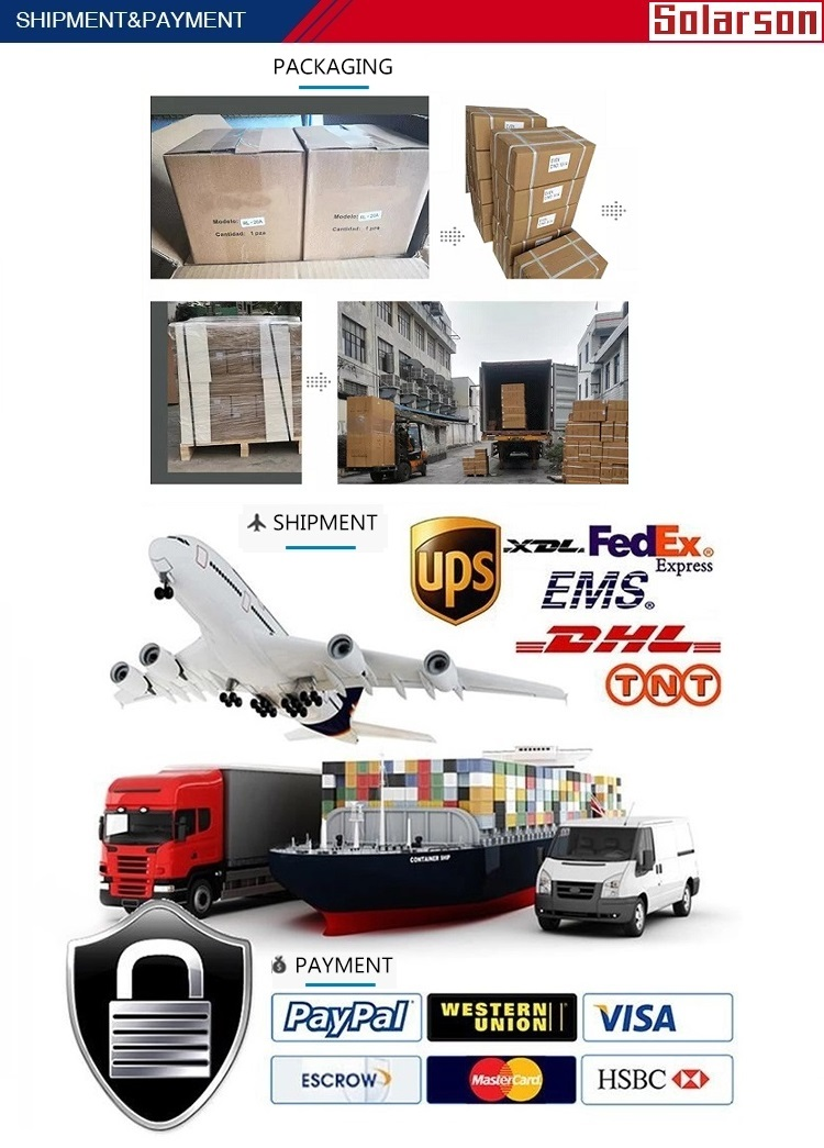 Delivery term & payment
