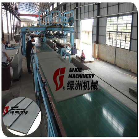 grc wall panel Fiber Cement Board Production Line