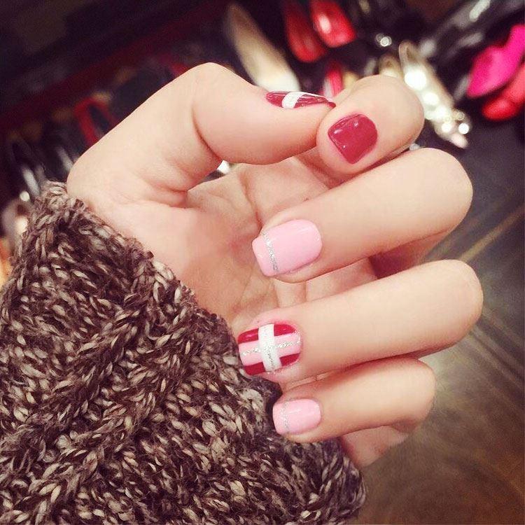 Venta al por mayor diseños de uñas elegantes-Compre online los ...