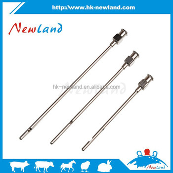 2015 new type super quality full size Cow Teat cannula